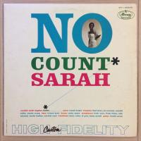 Sarah Vaughan ‎– No Count Sarah