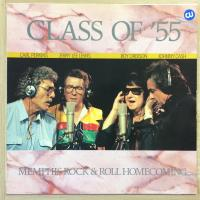 Carl Perkins, Jerry Lee Lewis, Roy Orbison, Johnny Cash‎– Class Of '55: Memphis Rock & Roll Homecoming