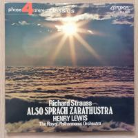 R. Strauss - H. Lewis / The Royal Philharmonic Orch. - Also Sprach Zarathustra