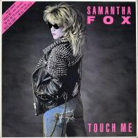 Samantha Fox ‎– Touch Me