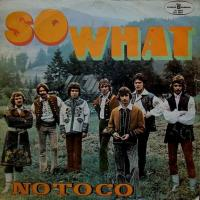 No To Co ‎– So What (mono)