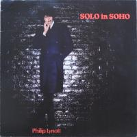 Phil Lynott                                ‎–                                                            Solo In Soho