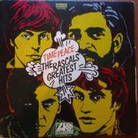 Rascals, The  - Time Peace The Rascals' Greatest Hits
