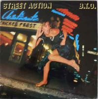 B.T.O. ‎– Street Action