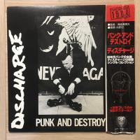 Discharge - Punk And Destroy