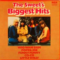 The Sweet                                ‎–                                                            The Sweet's Biggest Hits