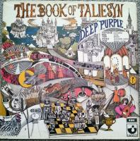 Deep Purple —                                             The Book Of Taliesyn