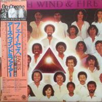 Earth, Wind & Fire‎ – Faces