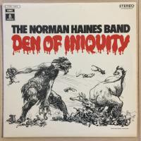 The Norman Haines Band ‎– Den Of Iniquity