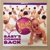 Jellyfish ‎– Baby's Coming Back 12""