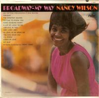 Nancy Wilson - Broadway - My Way