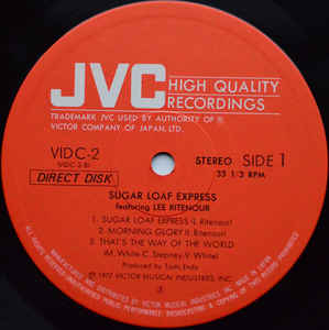 Sugar Loaf ExpressLee Ritenour