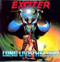 Exciter ‎– Long Live The Loud