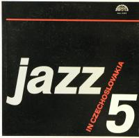 Various ‎– Jazz In Czechoslovakia 5