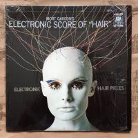 Mort Garson ‎– Electronic Hair Pieces