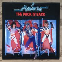 Raven ‎– The Pack Is Back