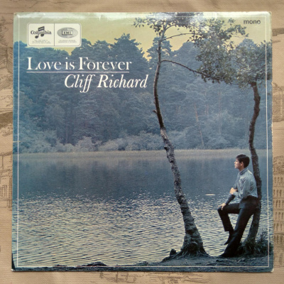 Cliff Richard ‎– Love Is Forever