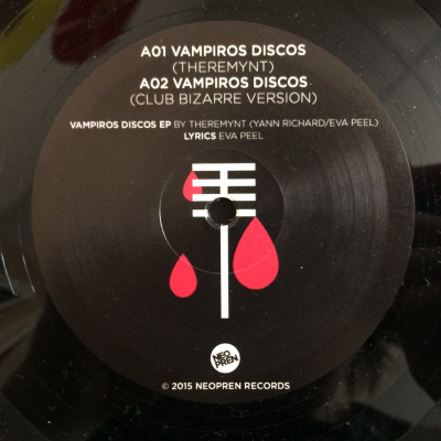 Theremynt ‎– Vampiros Discos EP