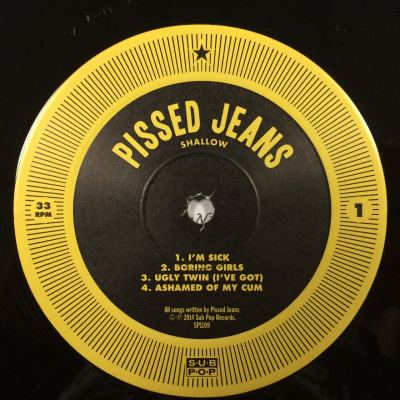 Pissed Jeans ‎– Shallow