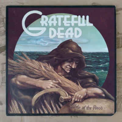 Grateful Dead ‎– Wake Of The Flood