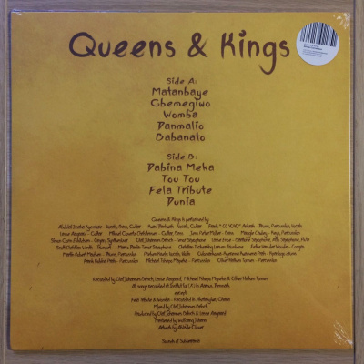African Connection ‎– Queens & Kings