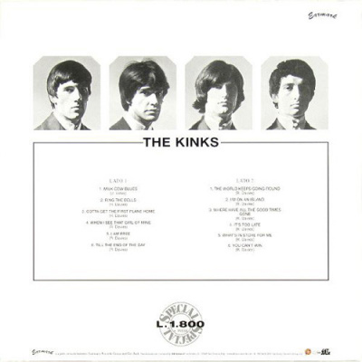The Kinks ‎– United Kinksdom