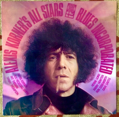 Blues Incorporated ‎– Alexis Korner's All Stars