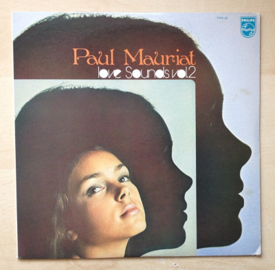 Le Grand Orchestre De Paul Mauriat - Love Sounds Vol.2