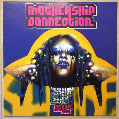 Senna / Wonder / Babalicious - Mothership Connection 12""
