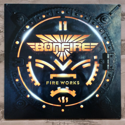 Bonfire ‎– Fire Works