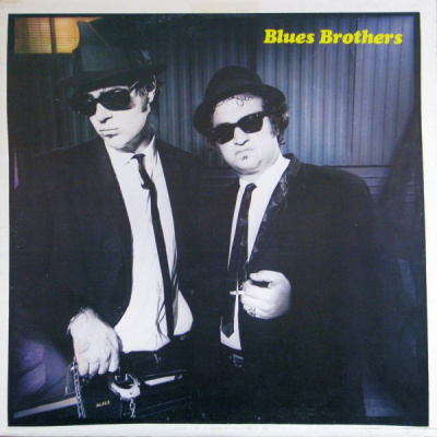 The Blues Brothers ‎– Briefcase Full Of Blues