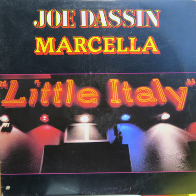 Joe Dassin & Marcella ‎– Little Italy